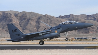 Photo ID 136181 by Peter Boschert. USA Air Force McDonnell Douglas F 15E Strike Eagle, 91 0333