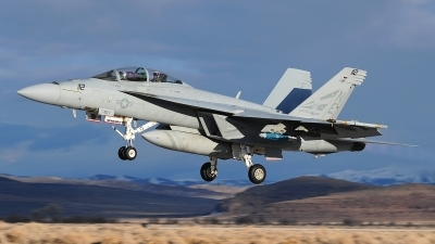 Photo ID 136149 by Peter Boschert. USA Navy Boeing F A 18F Super Hornet, 166975