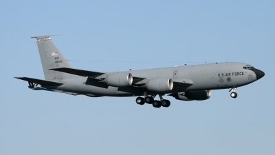 Photo ID 17701 by Gary Stedman. USA Air Force Boeing KC 135R Stratotanker 717 148, 63 8002