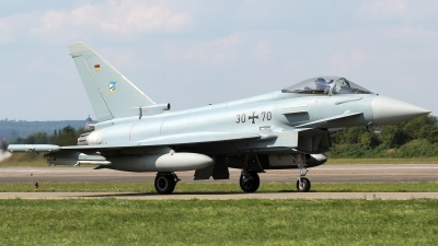 Photo ID 136316 by Patrick Weis. Germany Air Force Eurofighter EF 2000 Typhoon S, 30 70