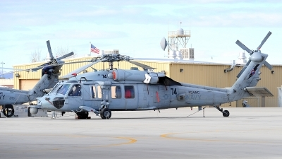 Photo ID 136522 by Peter Boschert. USA Navy Sikorsky MH 60S Knighthawk S 70A, 167865