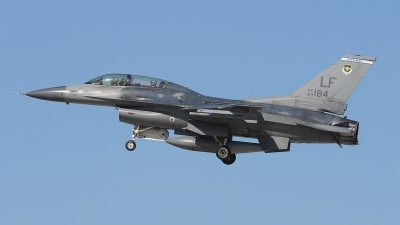 Photo ID 136404 by Peter Boschert. USA Air Force General Dynamics F 16D Fighting Falcon, 83 1184