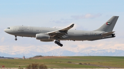 Photo ID 136502 by Ruben Galindo. United Arab Emirates Air Force Airbus A330 243MRTT, 1301