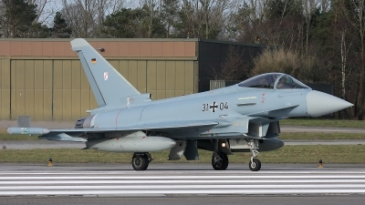Photo ID 136537 by Rainer Mueller. Germany Air Force Eurofighter EF 2000 Typhoon S, 31 04