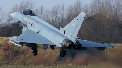 Photo ID 136538 by Rainer Mueller. Germany Air Force Eurofighter EF 2000 Typhoon S, 30 90