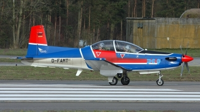 Photo ID 136605 by Rainer Mueller. Company Owned E I S Aircraft GmbH Pilatus PC 9B, D FAMT