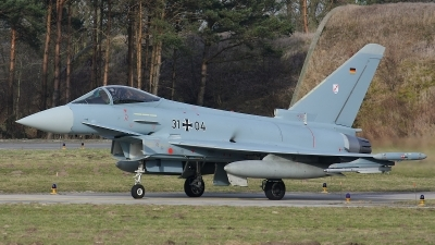 Photo ID 136607 by Rainer Mueller. Germany Air Force Eurofighter EF 2000 Typhoon S, 31 04
