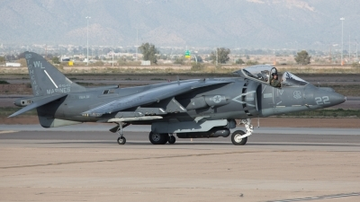 Photo ID 136587 by Sander Meijering. USA Marines McDonnell Douglas AV 8B Harrier II, 164545