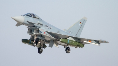 Photo ID 136917 by Philipp Hayer. Germany Air Force Eurofighter EF 2000 Typhoon S, 98 07