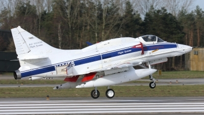 Photo ID 136639 by Rainer Mueller. Company Owned BAE Systems McDonnell Douglas A 4N Skyhawk, N431FS