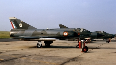 Photo ID 136667 by Alex Staruszkiewicz. France Air Force Dassault Mirage IIIE, 500