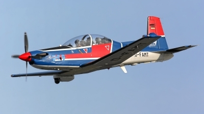 Photo ID 136720 by Rainer Mueller. Company Owned E I S Aircraft GmbH Pilatus PC 9B, D FAMT