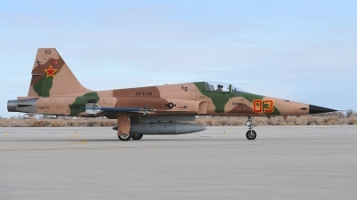 Photo ID 136877 by Peter Boschert. USA Navy Northrop F 5N Tiger II, 761578