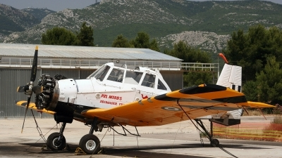 Photo ID 136835 by Kostas D. Pantios. Greece Air Force PZL Mielec M 18BS Dromader, 807