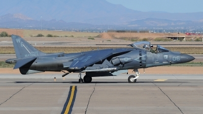 Photo ID 136806 by Peter Boschert. USA Marines McDonnell Douglas AV 8B Harrier ll Plus, 165006