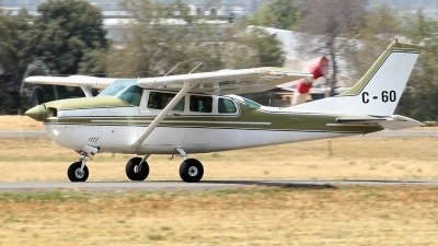 Photo ID 136963 by Antonio Segovia Rentería. Chile Carabineros Cessna U206, C 60