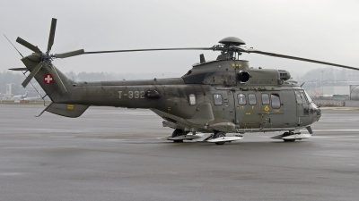 Photo ID 136973 by Niels Roman / VORTEX-images. Switzerland Air Force Aerospatiale AS 532UL Cougar, T 332