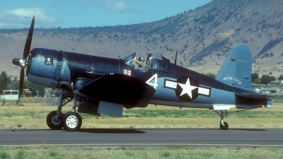 Photo ID 136976 by Rainer Mueller. Private Private Goodyear FG 1D Corsair, N67HP