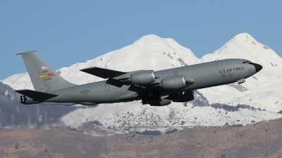 Photo ID 137006 by Giampaolo Tonello. USA Air Force Boeing KC 135R Stratotanker 717 100, 61 0280