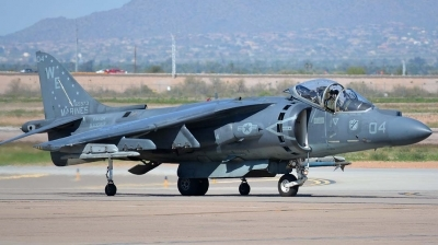 Photo ID 137080 by Brian Lockett. USA Marines McDonnell Douglas AV 8B Harrier ll Plus, 165573