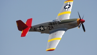 Photo ID 137202 by Gregg Stansbery. Private American Airpower Heritage Flying Museum North American P 51C Mustang, NX61429