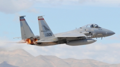 Photo ID 137147 by Peter Boschert. USA Air Force McDonnell Douglas F 15C Eagle, 84 0005
