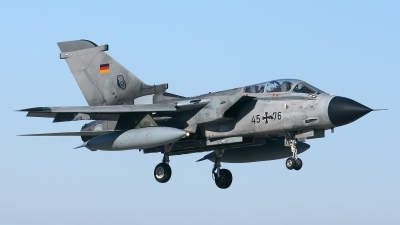 Photo ID 137172 by Rainer Mueller. Germany Air Force Panavia Tornado IDS, 45 76