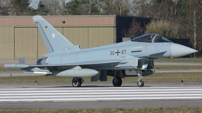 Photo ID 137191 by Rainer Mueller. Germany Air Force Eurofighter EF 2000 Typhoon S, 30 97