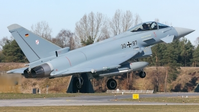 Photo ID 137174 by Rainer Mueller. Germany Air Force Eurofighter EF 2000 Typhoon S, 30 97