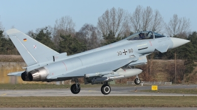 Photo ID 137220 by Rainer Mueller. Germany Air Force Eurofighter EF 2000 Typhoon S, 30 90