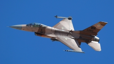 Photo ID 137250 by Peter Boschert. USA Air Force General Dynamics F 16C Fighting Falcon, 86 0283