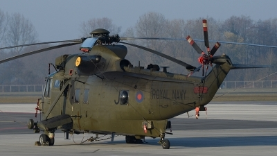 Photo ID 137283 by Lieuwe Hofstra. UK Navy Westland Sea King HC4, ZD480