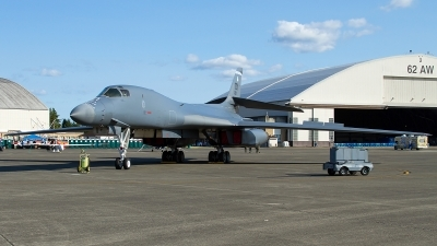 Photo ID 137338 by Russell Hill. USA Air Force Rockwell B 1B Lancer, 86 0097