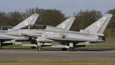 Photo ID 17852 by Chris Lofting. UK Air Force Eurofighter EF 2000 Typhoon T1, ZJ812