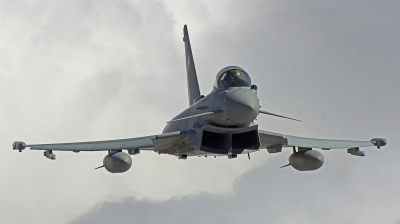 Photo ID 137478 by CHARLES OSTA. UK Air Force Eurofighter EF 2000 Typhoon FGR4, ZK301