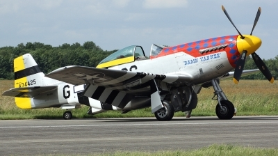 Photo ID 137472 by Arie van Groen. Private Private North American P 51D Mustang, PH PSI