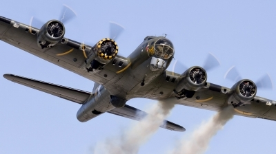 Photo ID 137534 by flyer1. Private B 17 Preservation Ltd Boeing B 17G Flying Fortress 299P, G BEDF