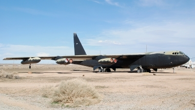 Photo ID 137764 by Peter Boschert. USA Air Force Boeing B 52D Stratofortress, 56 0585