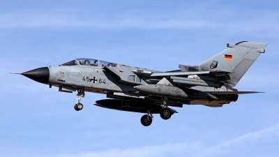 Photo ID 137687 by Carl Brent. Germany Air Force Panavia Tornado IDS, 45 64