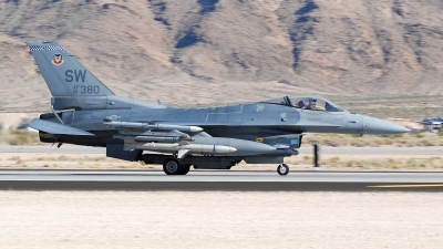 Photo ID 137674 by Peter Boschert. USA Air Force General Dynamics F 16C Fighting Falcon, 91 0380