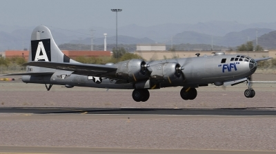 Photo ID 137738 by Brian Lockett. Private Commemorative Air Force Boeing B 29A Superfortress, N529B