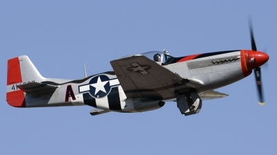 Photo ID 137739 by Brian Lockett. Private Private North American P 51D Mustang, N44727