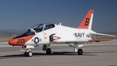 Photo ID 137740 by Brian Lockett. USA Navy McDonnell Douglas T 45C Goshawk, 165633