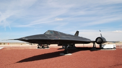 Photo ID 137774 by Peter Boschert. USA NASA Lockheed SR 71A Blackbird, N844NA