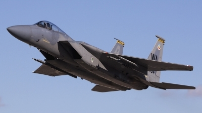 Photo ID 17927 by Craig Pelleymounter. USA Air Force McDonnell Douglas F 15C Eagle, 78 0484