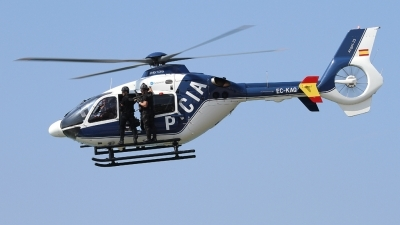 Photo ID 137922 by Fernando Sousa. Spain Police Eurocopter EC 135P2, EC KAQ