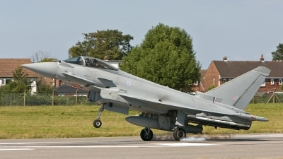 Photo ID 17945 by Alan Seymour. Company Owned BAE Systems Eurofighter EF 2000 Typhoon F2, ZJ700