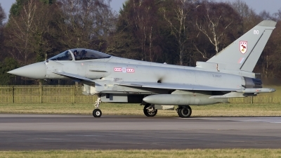 Photo ID 138115 by Chris Lofting. UK Air Force Eurofighter EF 2000 Typhoon FGR4, ZJ927