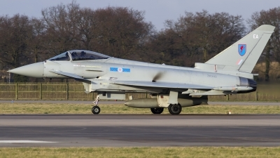 Photo ID 138165 by Chris Lofting. UK Air Force Eurofighter EF 2000 Typhoon FGR4, ZK343