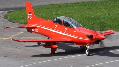 Photo ID 138174 by Andreas Weber. Company Owned Pilatus Pilatus PC 21, HB HZC